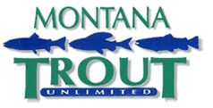 Montana Council of Trout Unlimited logo