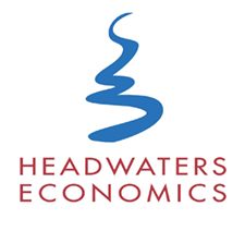 Headwaters Economics logo