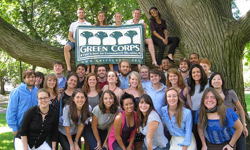 Green Corps, West Coast Office