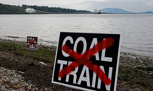Washington community says no to 2 fossil fuel terminals